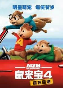 鼠来宝4:萌在囧途(国语)