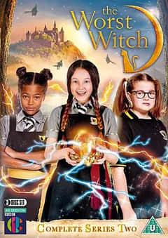 淘气小女巫第二季